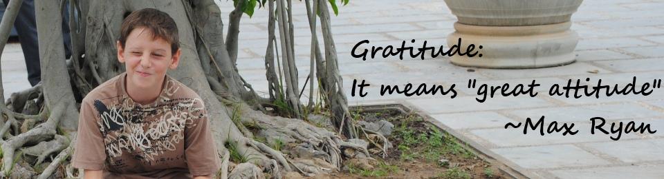 Max-Gratitude